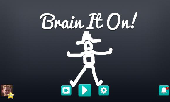 Brain It On! Ekran Görüntüleri - 1