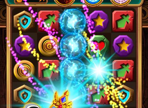 Brave Puzzle Ekran Görüntüleri - 7