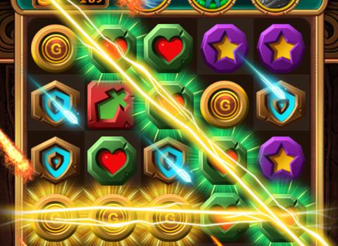 Brave Puzzle Ekran Görüntüleri - 1
