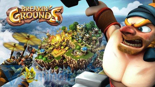 Breakin' Grounds Ekran Görüntüleri - 1