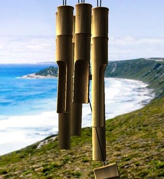 Breeze: realistic wind chimes Ekran Görüntüleri - 3