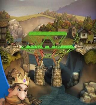Bridge Constructor Medieval Ekran Görüntüleri - 4
