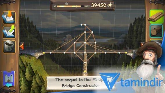 Bridge Constructor Medieval Ekran Görüntüleri - 3