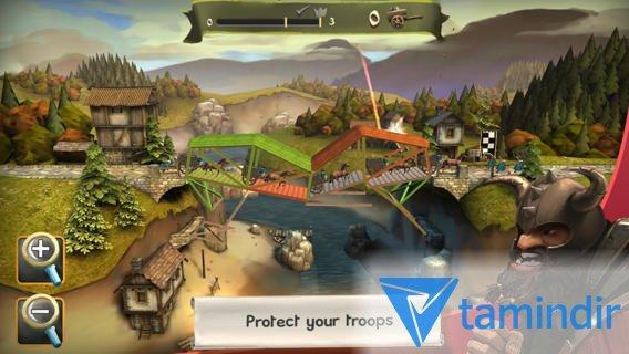 Bridge Constructor Medieval Ekran Görüntüleri - 2