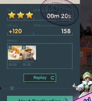 Bubble Ring Fling Ekran Görüntüleri - 2