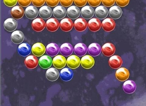 Bubble Shooter Violet Ekran Görüntüleri - 2