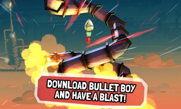 Bullet Boy Ekran Görüntüleri - 1
