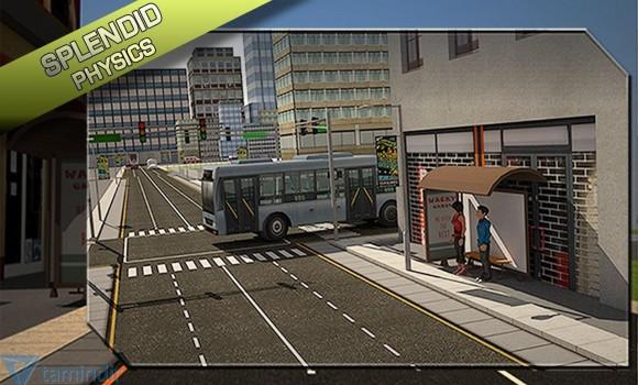 Bus Driver 3D Simulator Ekran Görüntüleri - 3