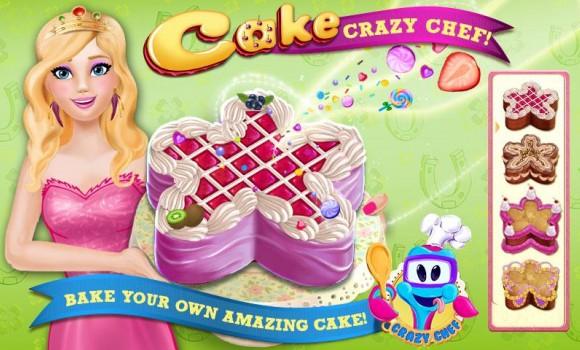 Cake Crazy Chef Ekran Görüntüleri - 5