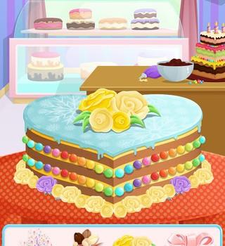 Cake Shop Ekran Görüntüleri - 2