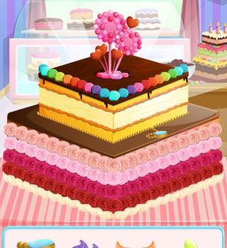Cake Shop Ekran Görüntüleri - 1