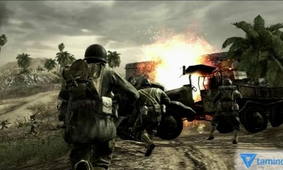 Call of Duty: World at War Türkçe Yama Ekran Görüntüleri - 1