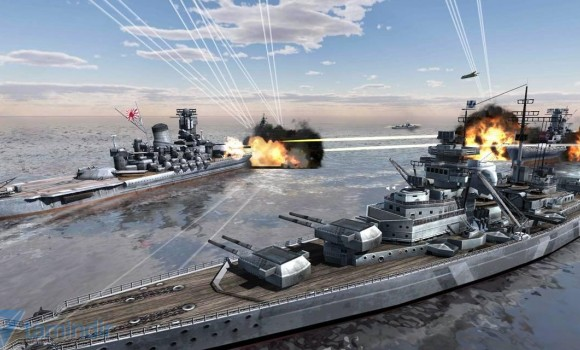 Call Of Warships: World Duty Ekran Görüntüleri - 4