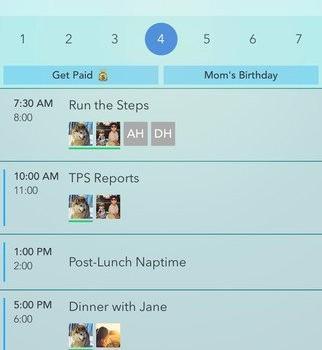 CalPal Calendar Ekran Görüntüleri - 3