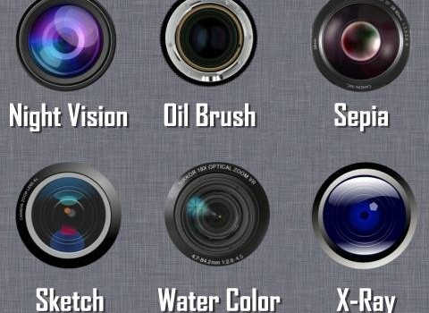 Camera Fun Pro Ekran Görüntüleri - 2