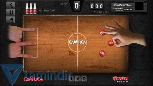 Çamlıca Kapak Futbolu Ekran Görüntüleri - 2