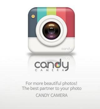 Candy Camera Ekran Görüntüleri - 3
