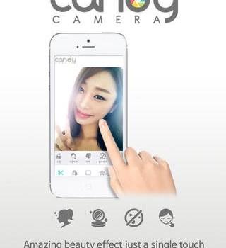 Candy Camera Ekran Görüntüleri - 2