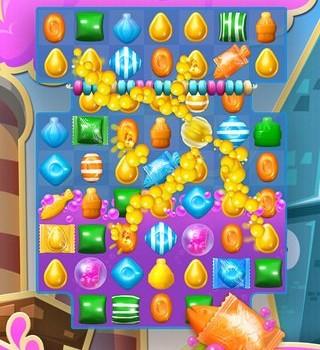 Candy Crush Soda Saga Ekran Görüntüleri - 1