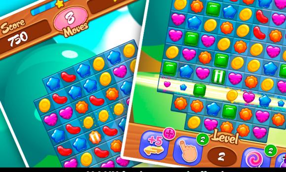 Candy Garden Ekran Görüntüleri - 1