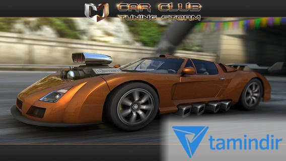 Car Club: Tuning Storm Ekran Görüntüleri - 3