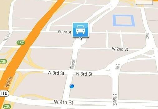 Car Locator Ekran Görüntüleri - 1
