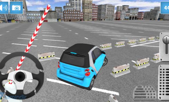 Car Parking 3D Ekran Görüntüleri - 3