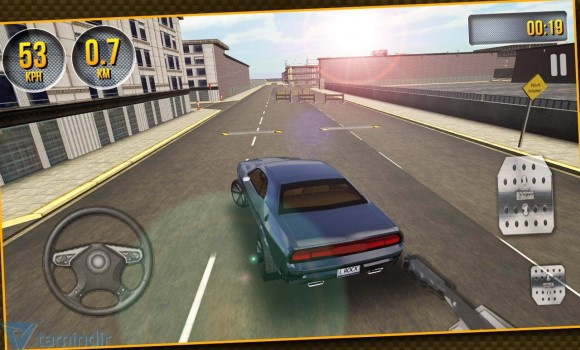 Car Simulator 3D 2014 Ekran Görüntüleri - 3