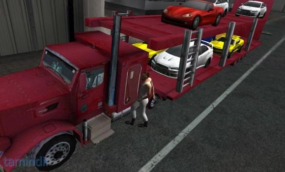 Car Transporter 3D Truck Sim Ekran Görüntüleri - 4