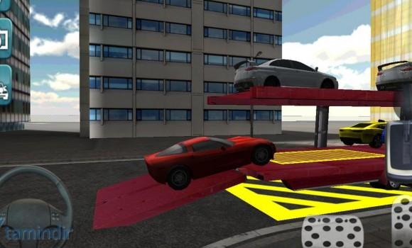 Car Transporter 3D Truck Sim Ekran Görüntüleri - 1