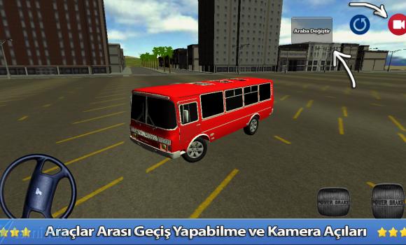 Car Van Bus Simulator 3D Ekran Görüntüleri - 1
