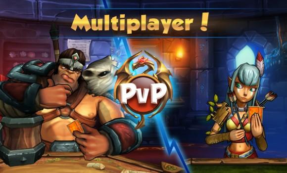 Card King: Dragon Wars Ekran Görüntüleri - 4