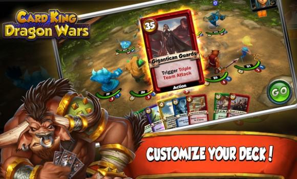Card King: Dragon Wars Ekran Görüntüleri - 3