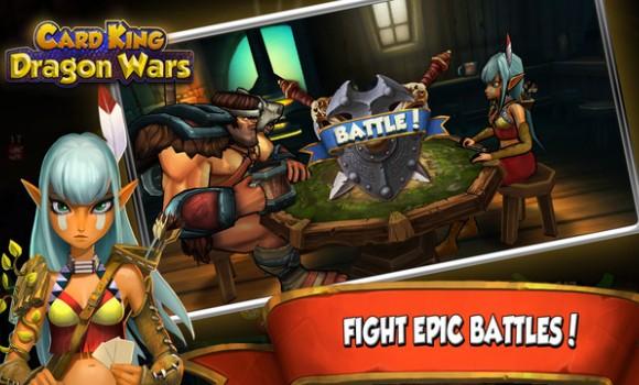 Card King: Dragon Wars Ekran Görüntüleri - 1