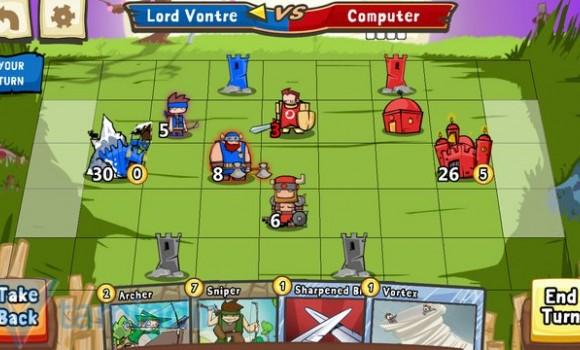 Cards and Castles Ekran Görüntüleri - 2