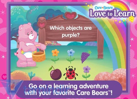 Care Bears Love to Learn Ekran Görüntüleri - 3
