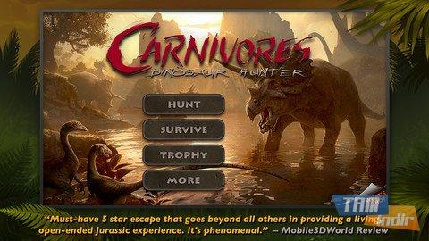Carnivores: Dinosaur Hunter Ekran Görüntüleri - 2
