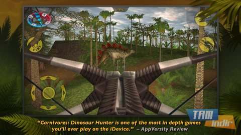 Carnivores: Dinosaur Hunter Ekran Görüntüleri - 1
