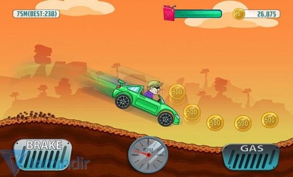 Cars Hill Climb Race Ekran Görüntüleri - 3