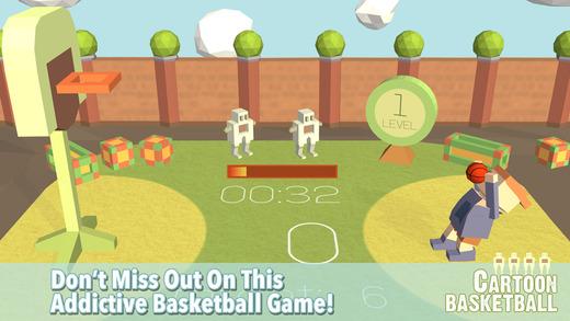 Cartoon Basketball Ekran Görüntüleri - 4