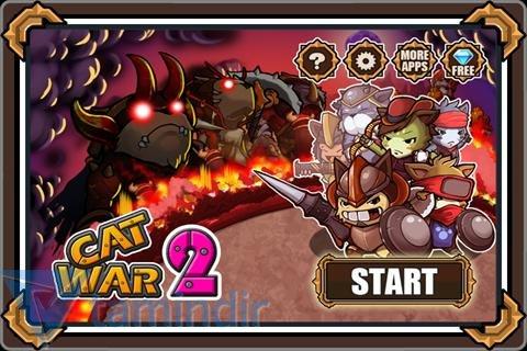 Cat War2 Ekran Görüntüleri - 2