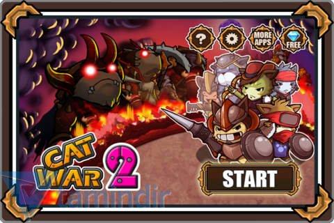 Cat War2 Ekran Görüntüleri - 4