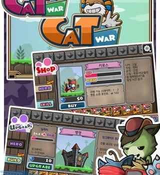 Cat War Ekran Görüntüleri - 4