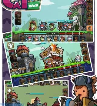 Cat War Ekran Görüntüleri - 2
