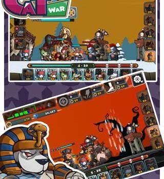 Cat War Ekran Görüntüleri - 1