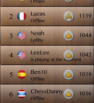 Chess Multiplayer Ekran Görüntüleri - 1