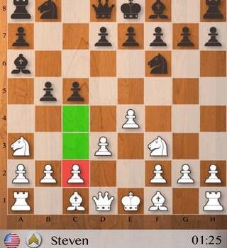Chess Multiplayer Ekran Görüntüleri - 2