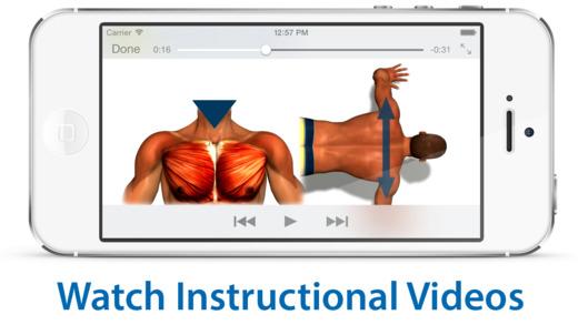 Chest Workout Ekran Görüntüleri - 4