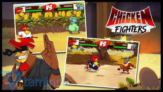 Chicken Fighters Ekran Görüntüleri - 2