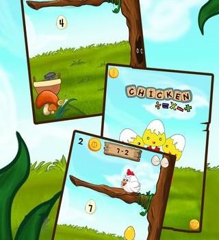 Chicken Math Challenge Ekran Görüntüleri - 2